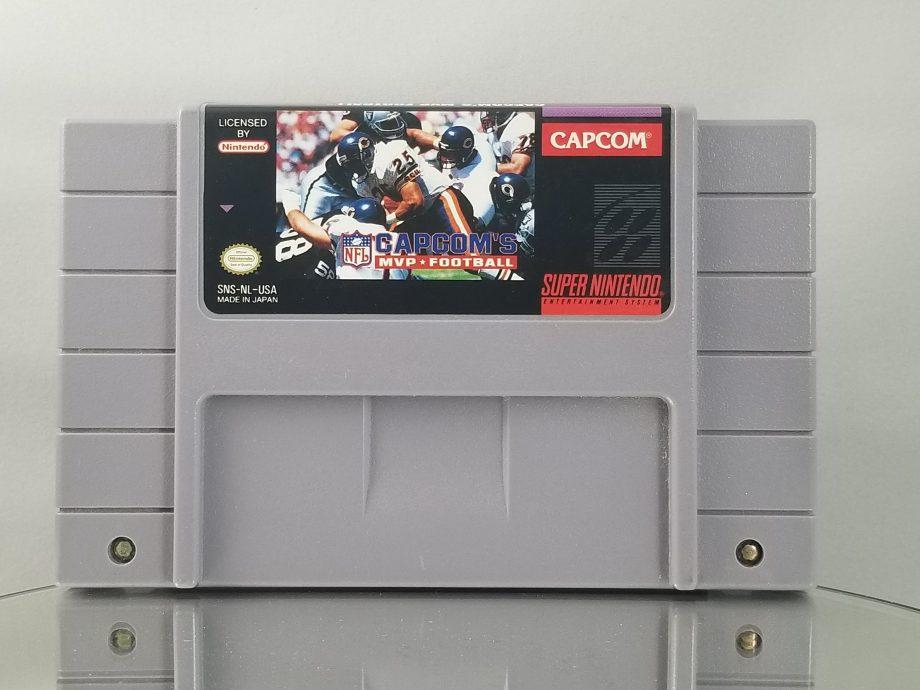 Capcom's MVP Football Front