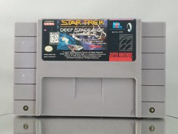 Star Trek Deep Space Nine Crossroads Of Time Front