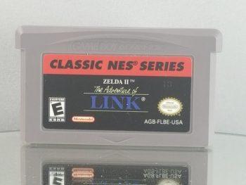 Classic NES Series Zelda II The Adventure Of Link