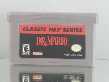 Classic NES Series Dr. Mario
