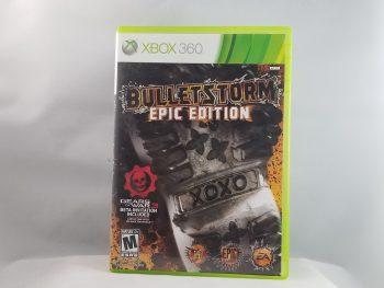 Bulletstorm Epic Edition Front