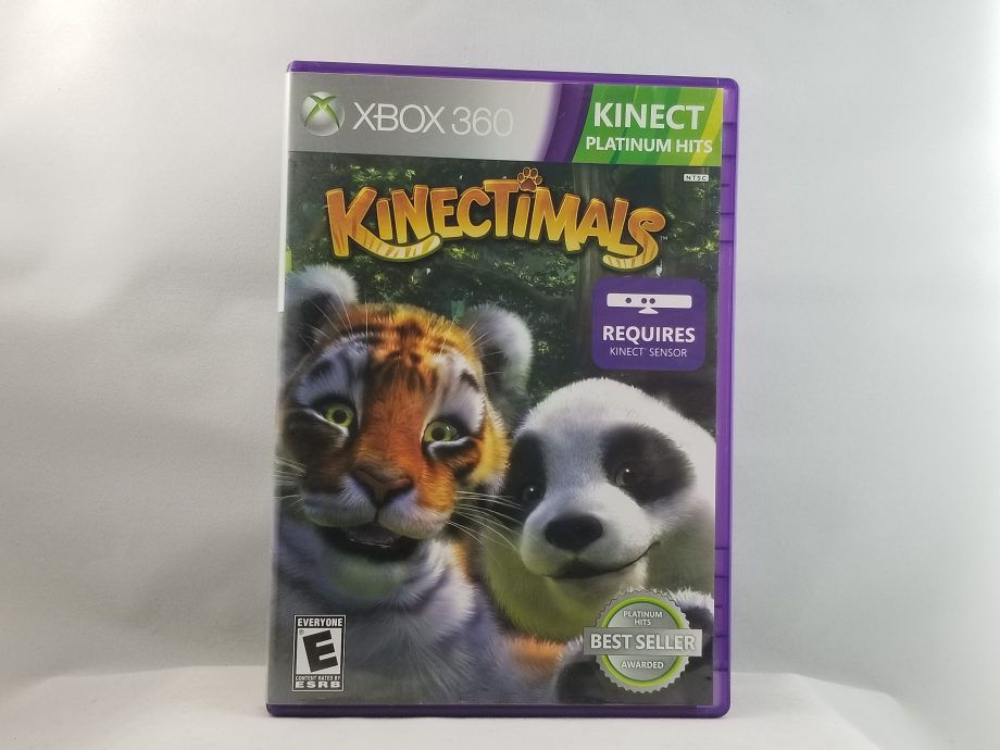 Kinectimals Front