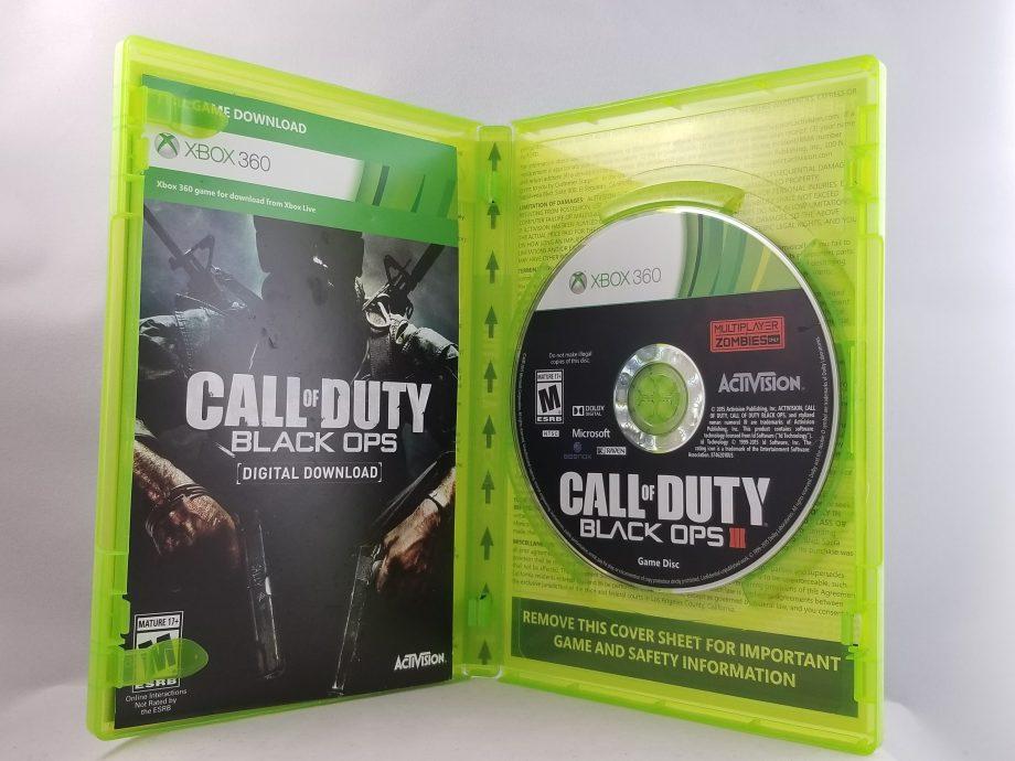 Call Of Duty Black Ops III Disc