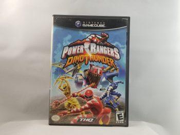 Power Rangers Dino Thunder Front