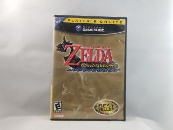 The Legend Of Zelda Wind Waker Front