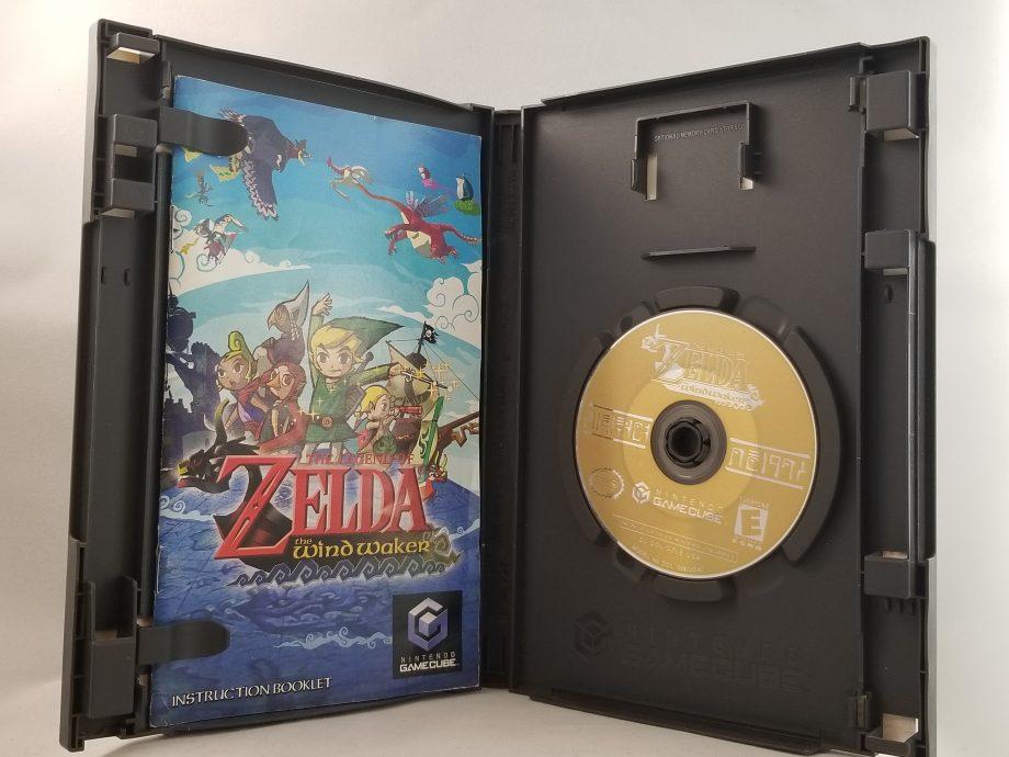 The Legend Of Zelda Wind Waker Disc