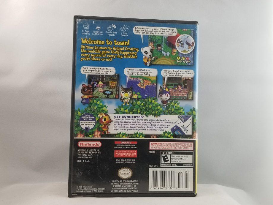 Animal Crossing Back