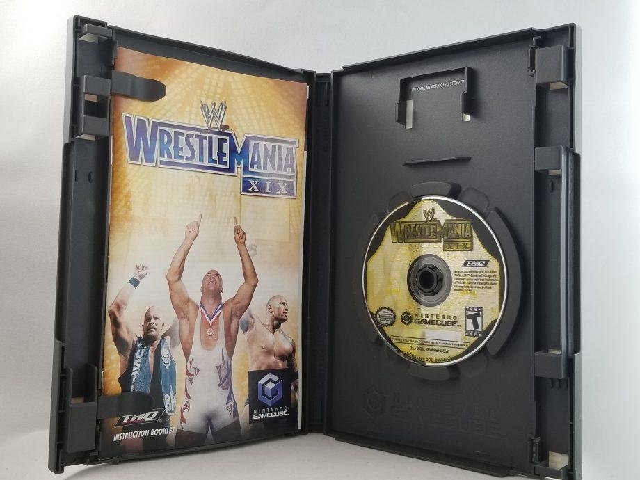 WWE Wrestlemania XIX Disc