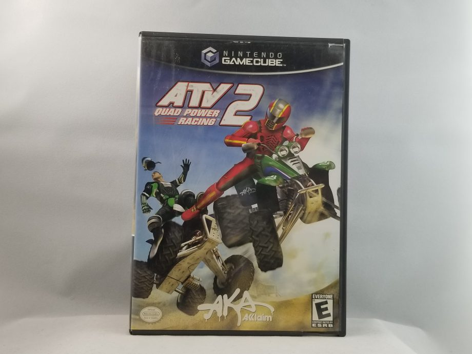 ATV Quad Power Racing 2 Front