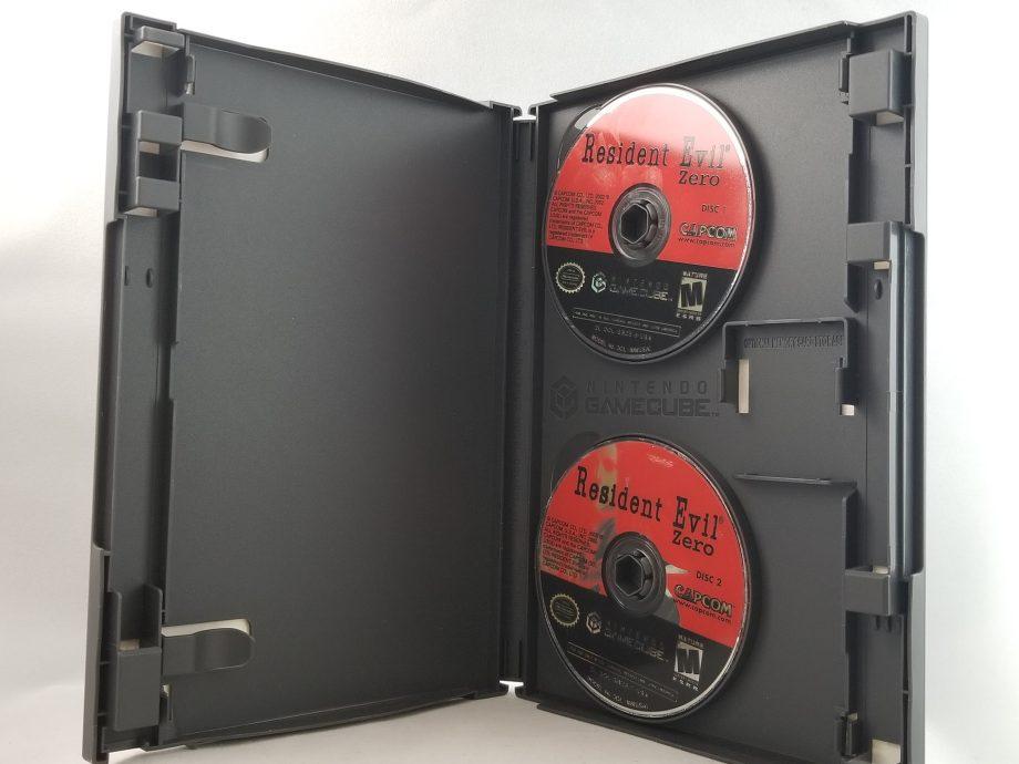 Resident Evil Zero Disc