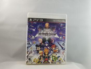 Kingdom Hearts HD 2.5 Remix Front