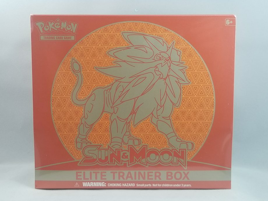Sun & Moon Elite Trainer Box Sun 1