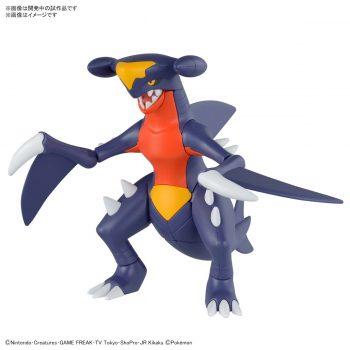 Pokemon Garchomp Model Kit