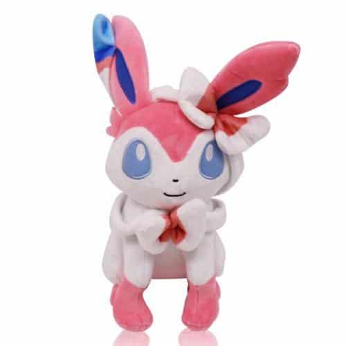 Pokemon Sylveon Plushie Pose 1