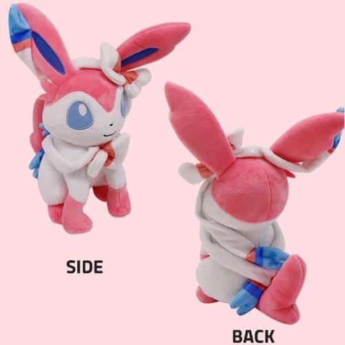 Pokemon Sylveon Plushie Pose 3