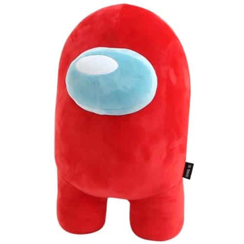 Among Us Crewmate Plush Red Front