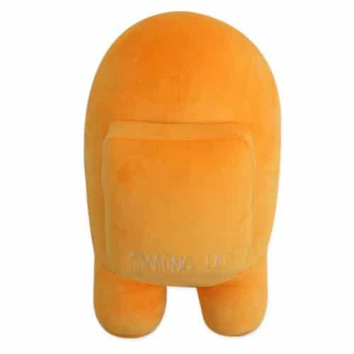 Among Us Crewmate Plush Orange Back