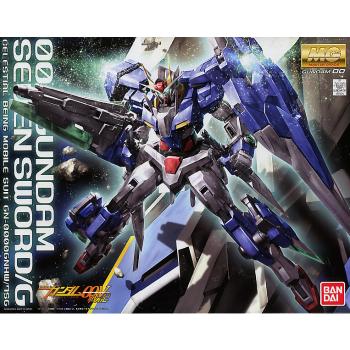 Master Grade Gundam Seven Sword G Box