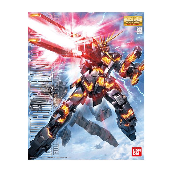 Master Grade RX-0 Gundam Unit 02 Banshee Box