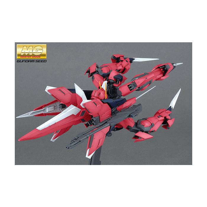 Master Grade Aegis Gundam Pose 7