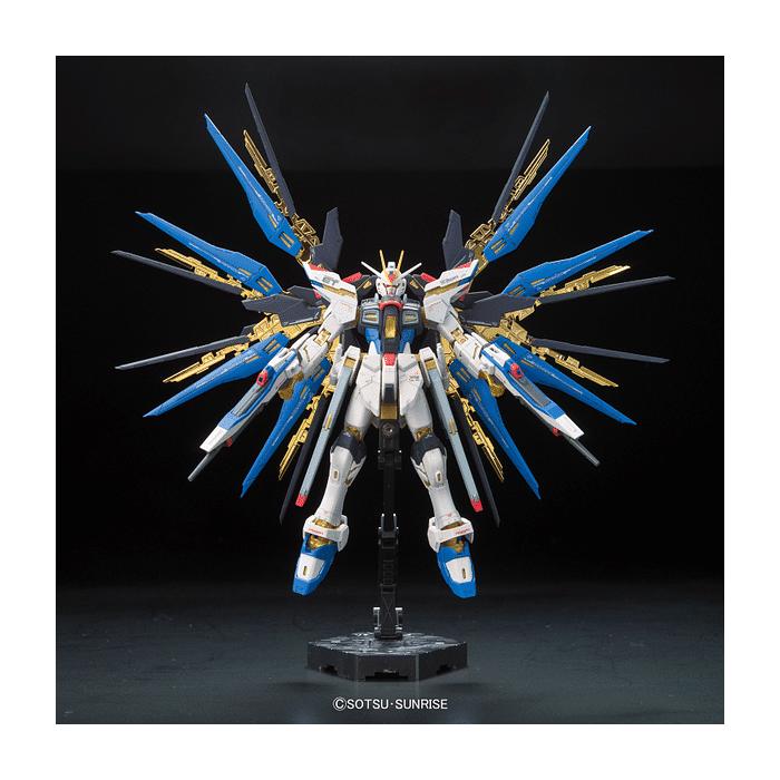 Real Grade Strike Freedom Gundam Pose 2