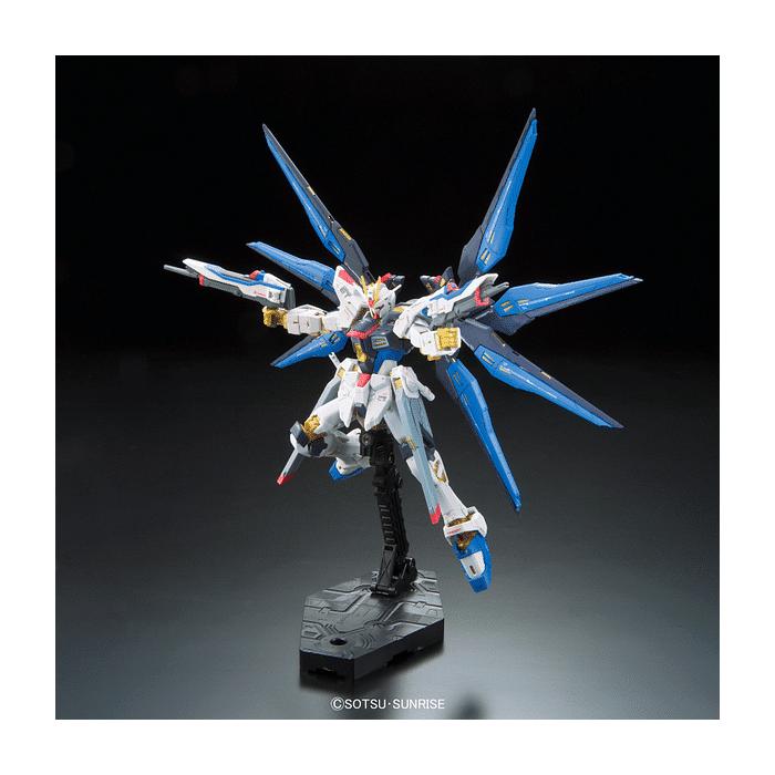 Real Grade Strike Freedom Gundam Pose 3
