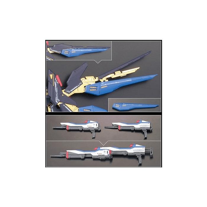 Real Grade Strike Freedom Gundam Pose 4