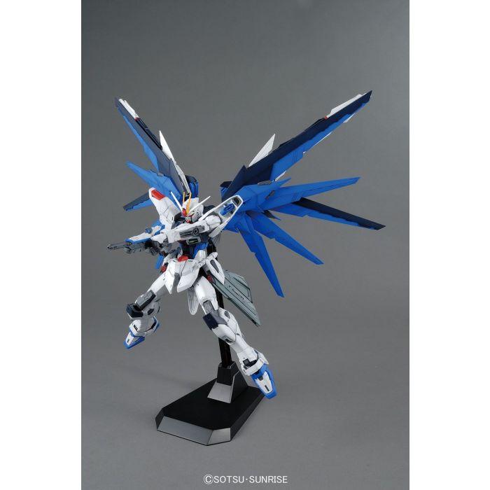 Master Grade Freedom Gundam Ver 2.0 Pose 2