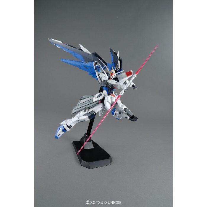 Master Grade Freedom Gundam Ver 2.0 Pose 3