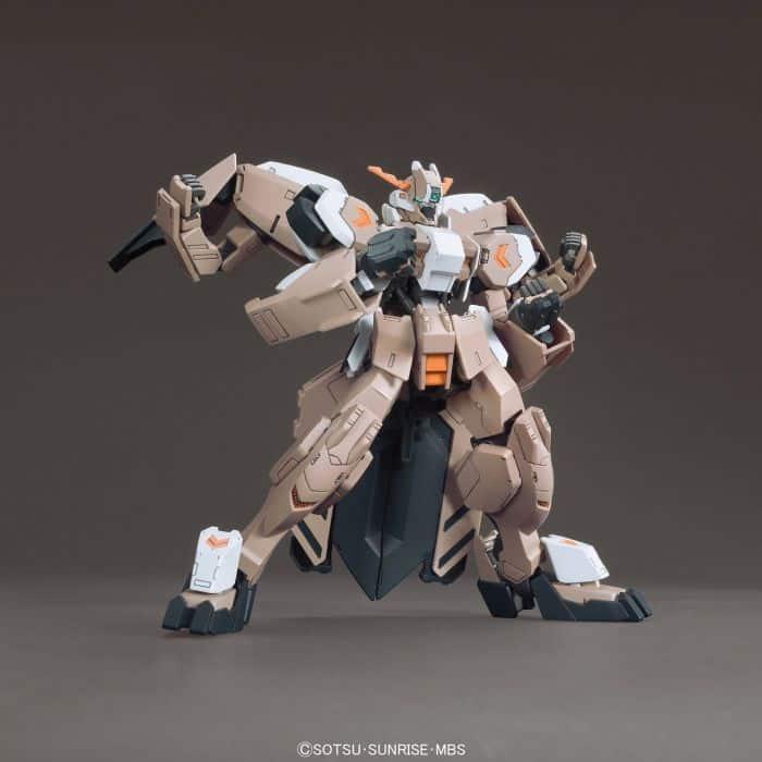 High Grade Gundam Gusion Rebake Full City Pose 2