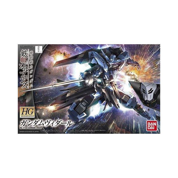 High Grade Gundam Vidar Box