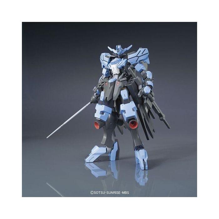 High Grade Gundam Vidar Pose 1