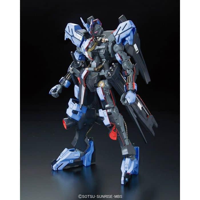 Full Mechanics 1/100 Gundam Vidar Pose 1