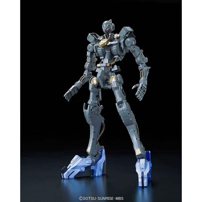Full Mechanics 1/100 Gundam Vidar Pose 2