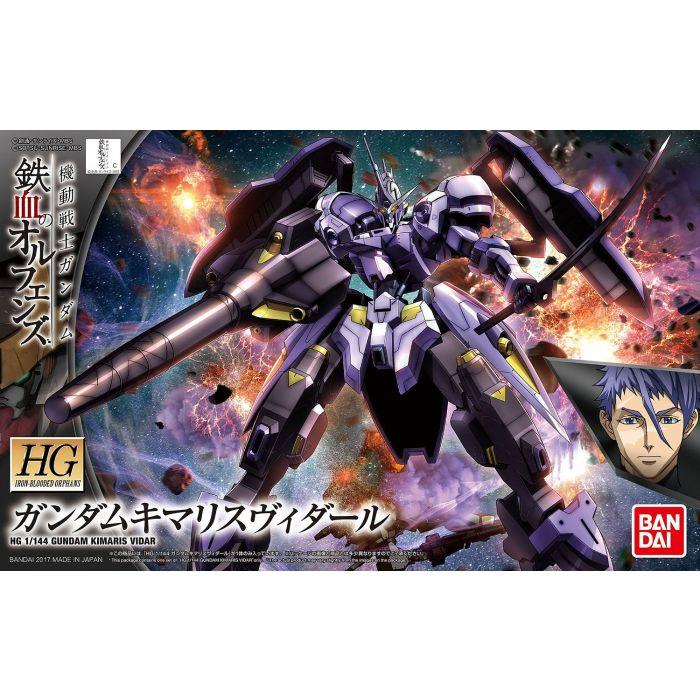 High Grade Gundam Kimaris Vidar Box