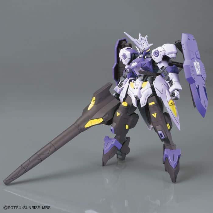 High Grade Gundam Kimaris Vidar Pose 1