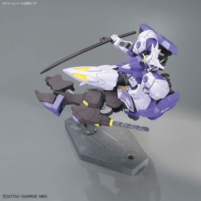 High Grade Gundam Kimaris Vidar Pose 3