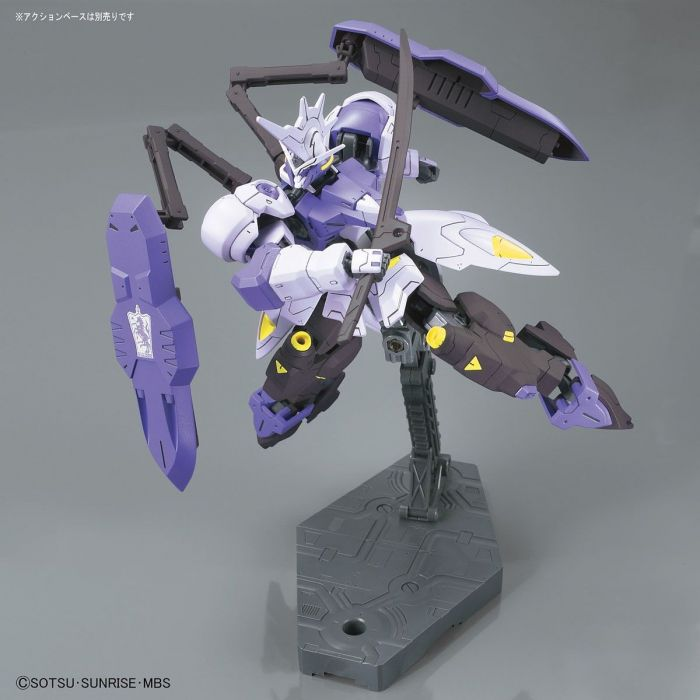 High Grade Gundam Kimaris Vidar Pose 4