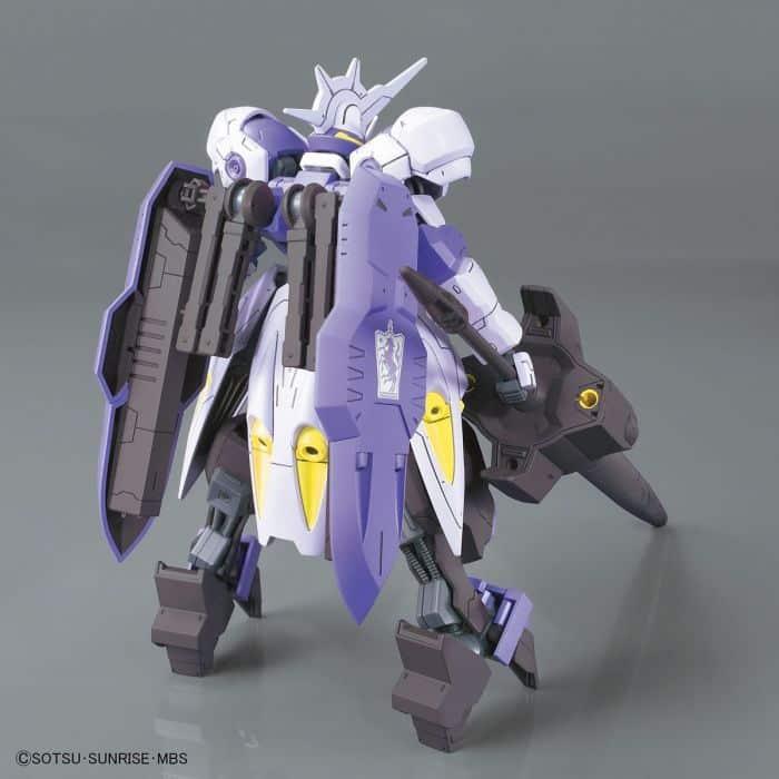 High Grade Gundam Kimaris Vidar Pose 5