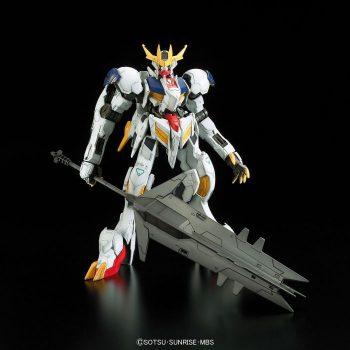 Full Mechanics 1/100 Gundam Barbatos Lupus Rex Pose 1