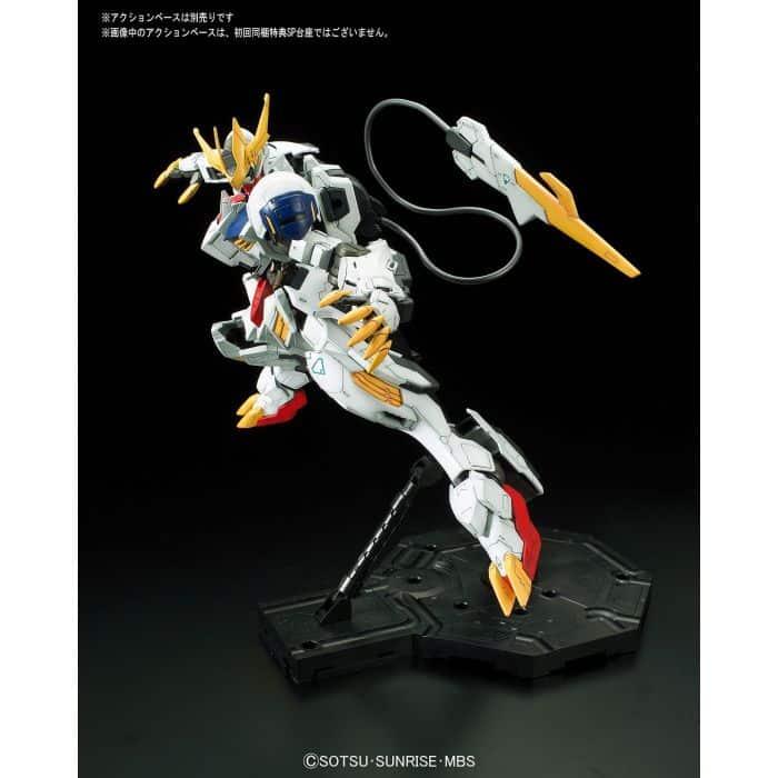 Full Mechanics 1/100 Gundam Barbatos Lupus Rex Pose 2