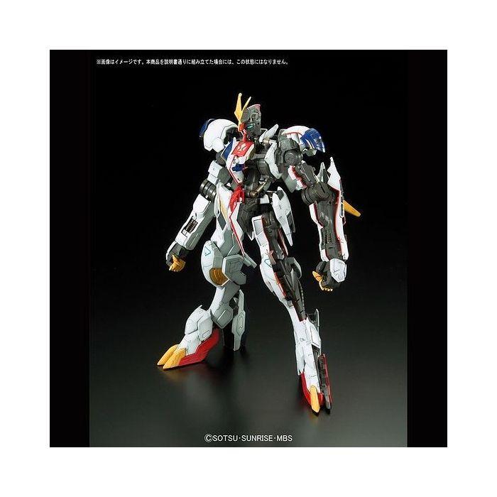 Full Mechanics 1/100 Gundam Barbatos Lupus Rex Pose 3