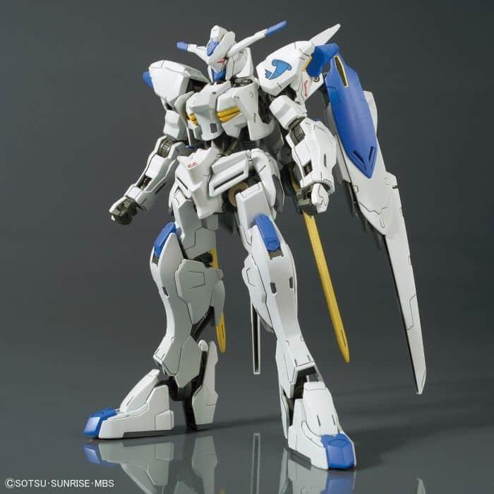 High Grade Gundam Bael Pose 1