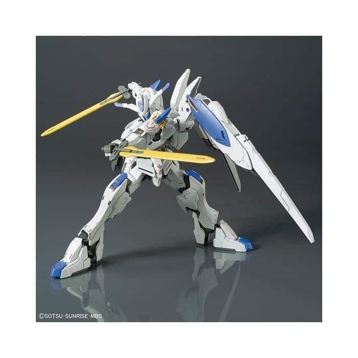 High Grade Gundam Bael Pose 3