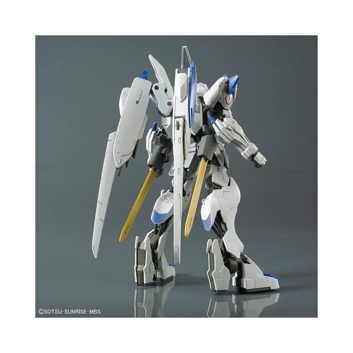 High Grade Gundam Bael Pose 4