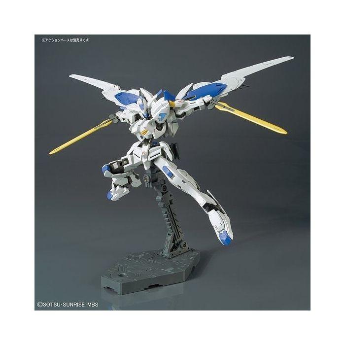 High Grade Gundam Bael Pose 5