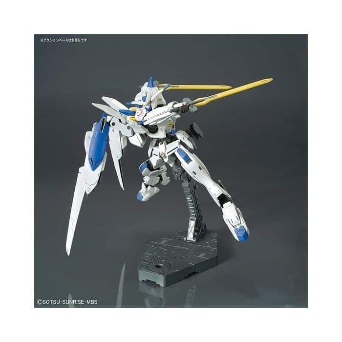 High Grade Gundam Bael Pose 6