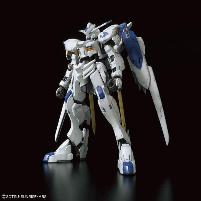 Full Mechanics 1/100 Gundam Bael Pose 1
