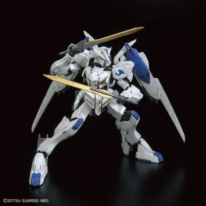Full Mechanics 1/100 Gundam Bael Pose 2