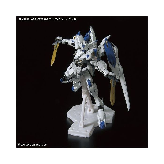 Full Mechanics 1/100 Gundam Bael Pose 6